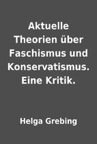 Aktuelle Theorien über Faschismus und…