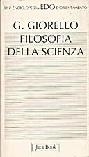 Filosofia della scienza by Giulio Giorello