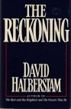 The Reckoning by David Halberstam