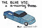 The blue ute : a re-occuring theme by…