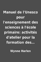 Manuel de l'Unesco pour l'enseignement des…