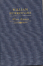 WITH WILLIAM BURROUGHS by Alan Ansen