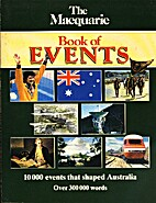 The Macquarie book of events by Bryce Fraser
