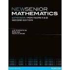 New senior mathematics. Extension 1 for…