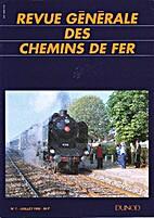 Revue Générale des Chemins de Fer, n° 7 -…
