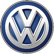 Author photo. Volkswagen logo