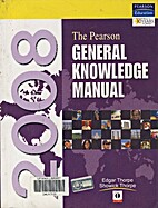 The Pearson general knowledge manual 2008 by…