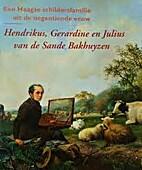 Een Haagse schildersfamilie uit de…
