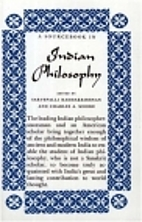 A Sourcebook in Indian Philosophy by…