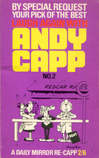 Laugh Again With Andy Capp No. 2 by Reggie…