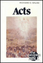 Acts by Richard D. Balge