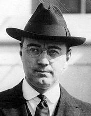 Author photo. American economist John Bertram Andrews (1880–1943). Author: George Grantham Bain Collection (Library of Congress).