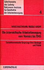 Die österreichische Arbeiterbewegung…
