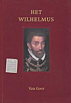 Het Wilhelmus by Willem Wilmink