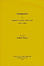 Immigrants in Madison County, New York,…