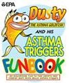 Dusty the asthma goldfish and his asthma…
