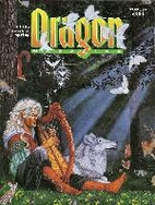 Dragon Magazine No. 191 by Roger E. Moore
