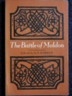 The Battle of Maldon by Anonymous