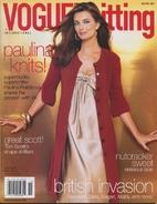 Vogue Knitting International, Holiday 2007…