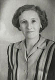 Author photo. Doreen Ingrams [credit: Royal Geographical Society]