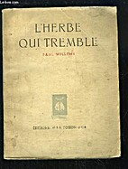 L'herbe qui tremble by Paul Willems