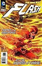 The Flash #8 by Brian Buccellato