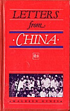 Letters from China by Maureen Hynes