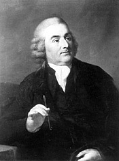 Author photo. Petrus Camper, around 1780, by Marie-Anne Falconet-Collot. Wikimedia Commons.