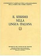 Il sessismo nella lingua italiana by Alma…
