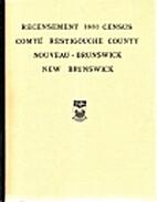 New Brunswick Vital Statistics from…