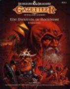 Gazetteer 6: The Dwarves of Rockhome by…