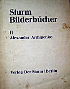 Sturm Bilderbücher II : Alexander…