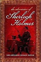 Adventures of Sherlock Holmes by Sir Arthur…
