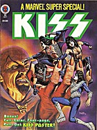Kiss (Marvel super special) by Ralph Macchio