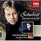 Piano Sonata in B flat, D960. Lieder (CD) by…
