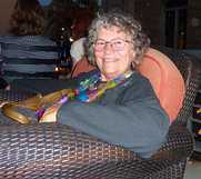 Author photo. Carol Manson Bier