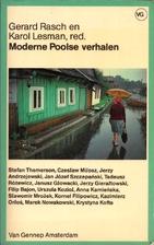 Moderne Poolse verhalen by Gerard Rasch