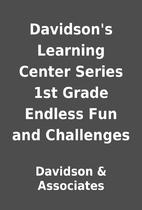 Davidson's Learning Center Series 1st Grade…