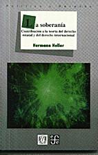 La Soberania by Hermann Heller