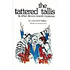 Tattered Tallis (Judaica Youth Series) by…
