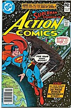 Action Comics # 509 by Cary Bates