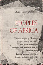 Peoples of Africa by James L. Gibbs
