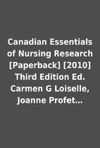 Canadian Essentials of Nursing Research…
