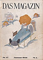 Das Magazin Nr. 17 Januar 1926 by F. W.…