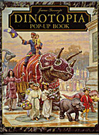Dinotopia Pop-Up Book by James Gurney