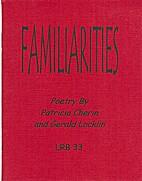 Familiarities by Gerald Locklin