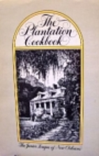 The Plantation Cookbook by Junior League New…