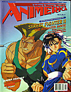 Animerica Vol. 4 No. 5 by Trish Ledoux