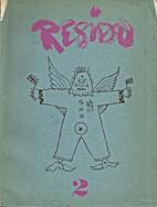 Residu (Issue #2) by Daniel Richter…