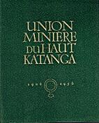 Union Minière du Haut Katanga